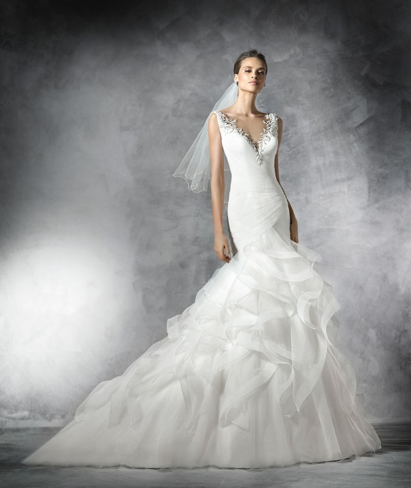 Precious vestuvinė suknelė