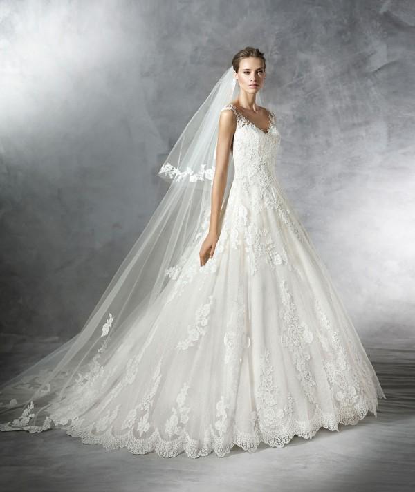 Primadona vestuvinė suknelė
