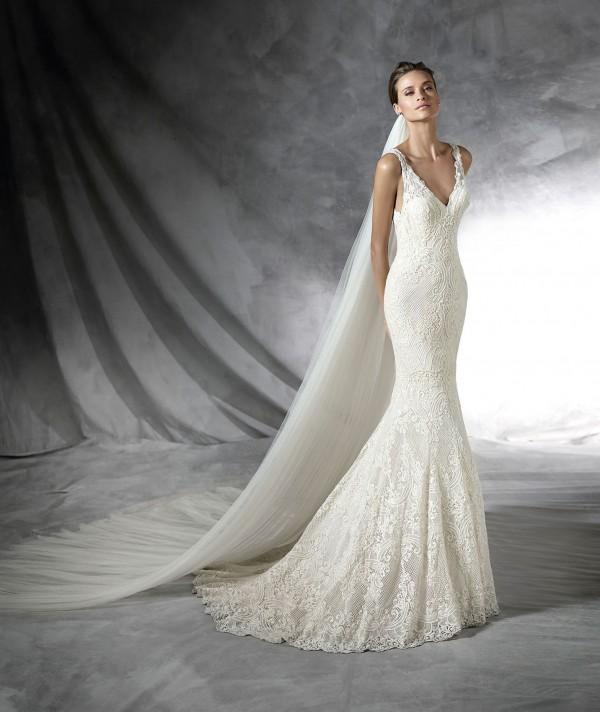 Prola vestuvinė suknelė
