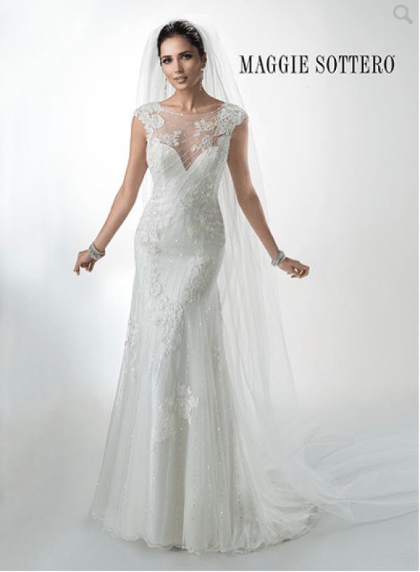 Savannah Marie vestuvinė suknelė