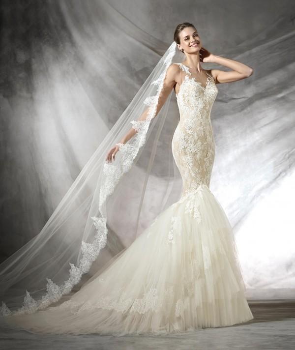 Tarifa vestuvinė suknelė