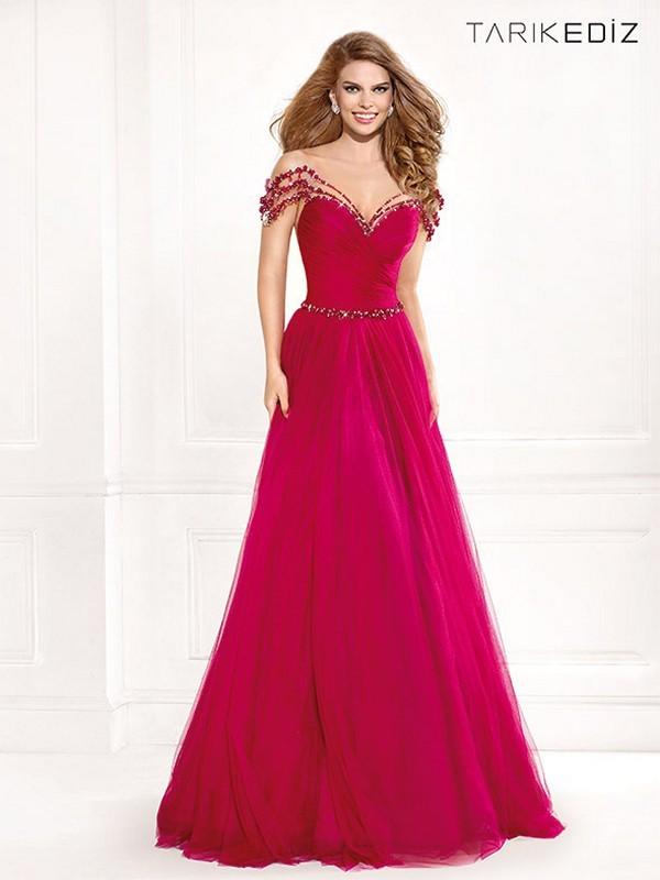 Tarik Ediz vakarinė suknelė 92415