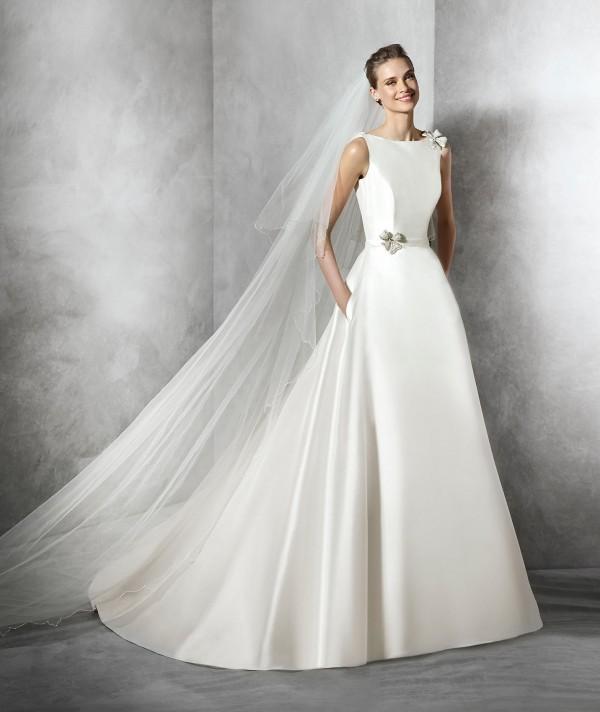 Telde vestuvinė suknelė