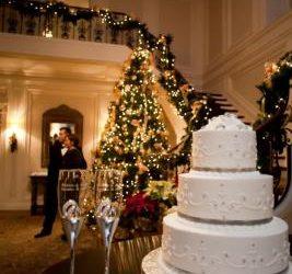 Kalėdinės vestuvės – kaip susikurti šventinę nuotaiką?