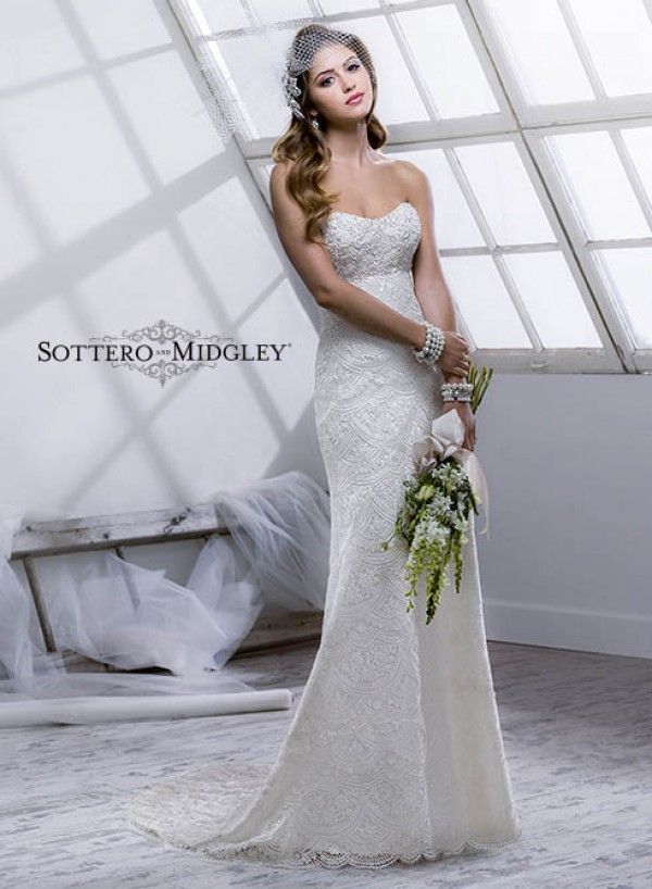 Logan wedding dress