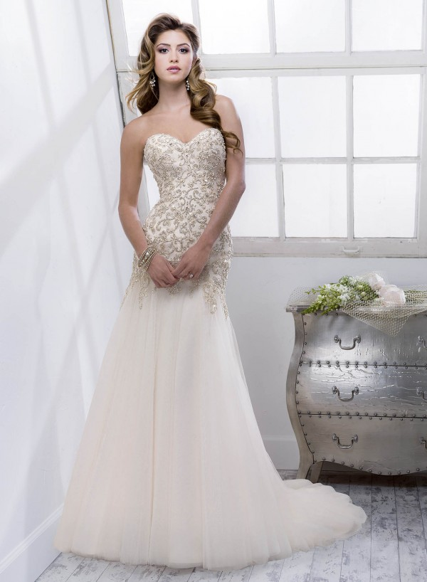 Quincy wedding dress