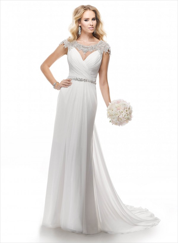 Saige wedding dress