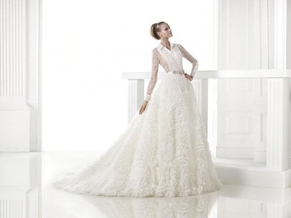 vestuvines-sukneles-pronovias-cristina-4
