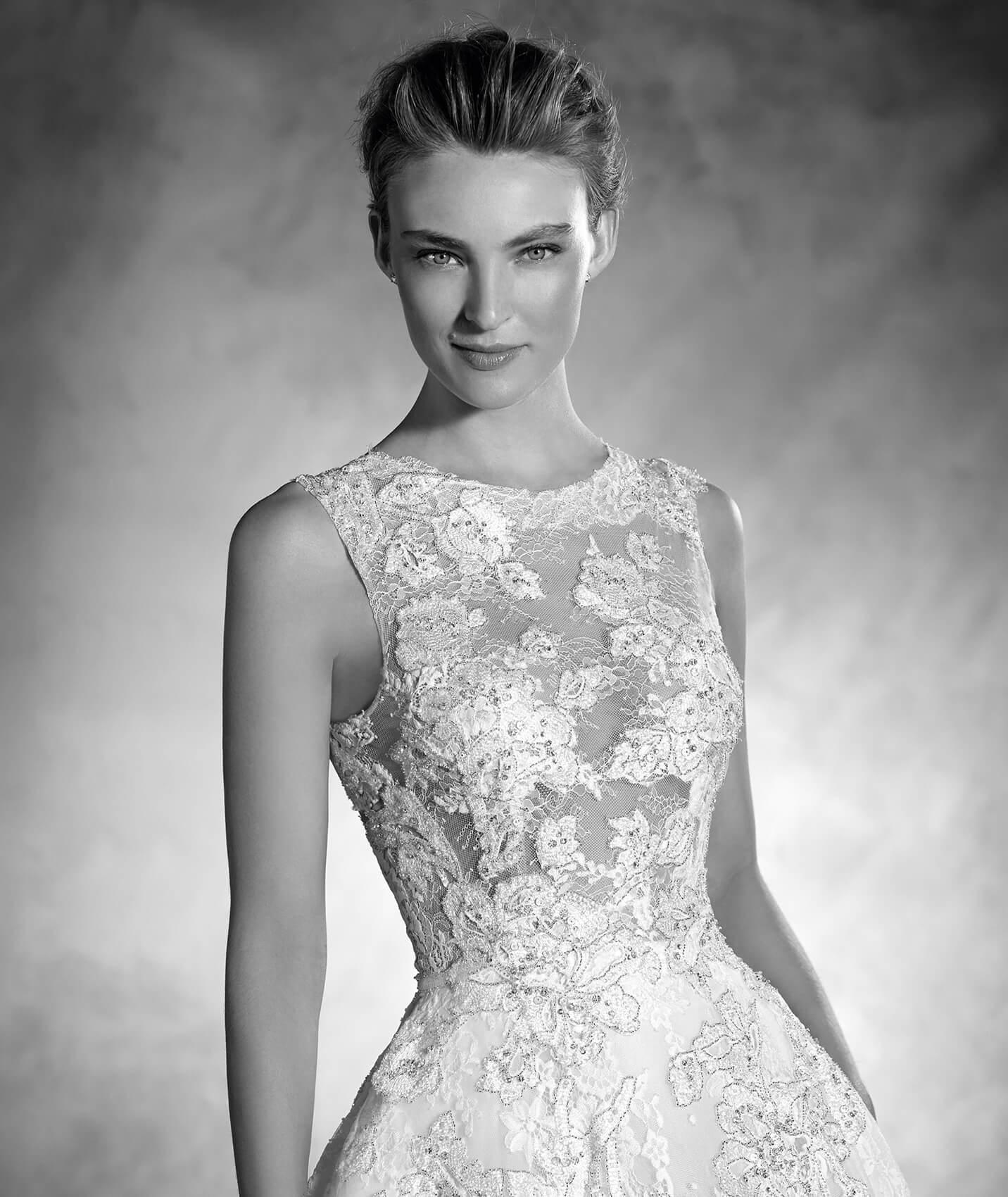 vestuvines-sukneles-pronovias-naiara-2