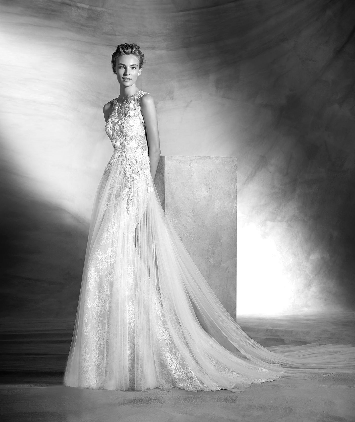 vestuvines-sukneles-pronovias-vintage
