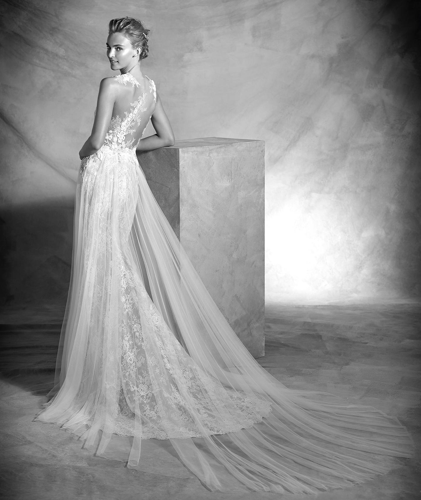 vestuvines-sukneles-pronovias-vintage-2