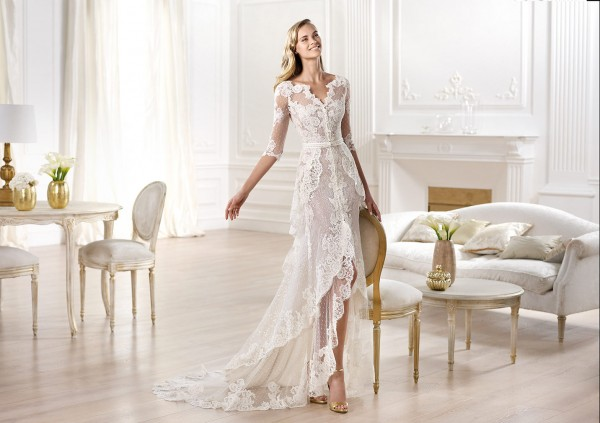 vestuvines-sukneles-pronovias-yaela-2