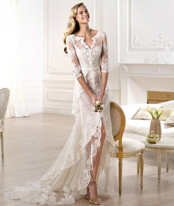 vestuvines-sukneles-pronovias-yaela