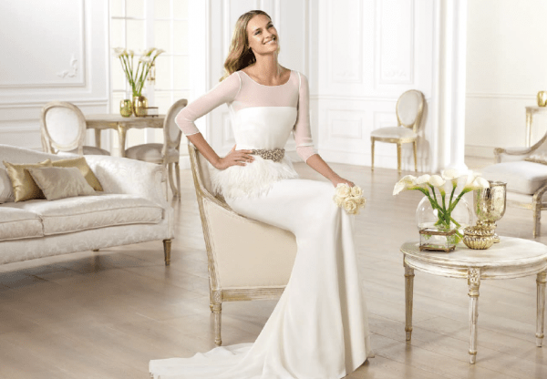 vestuvines-sukneles-pronovias-yanela-2
