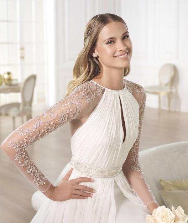 vestuvines-sukneles-pronovias-yojeida-3