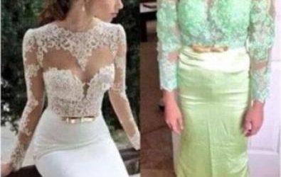Vestuvinių suknelių košmarai arba kodėl geriau nepirkti jų internetu?