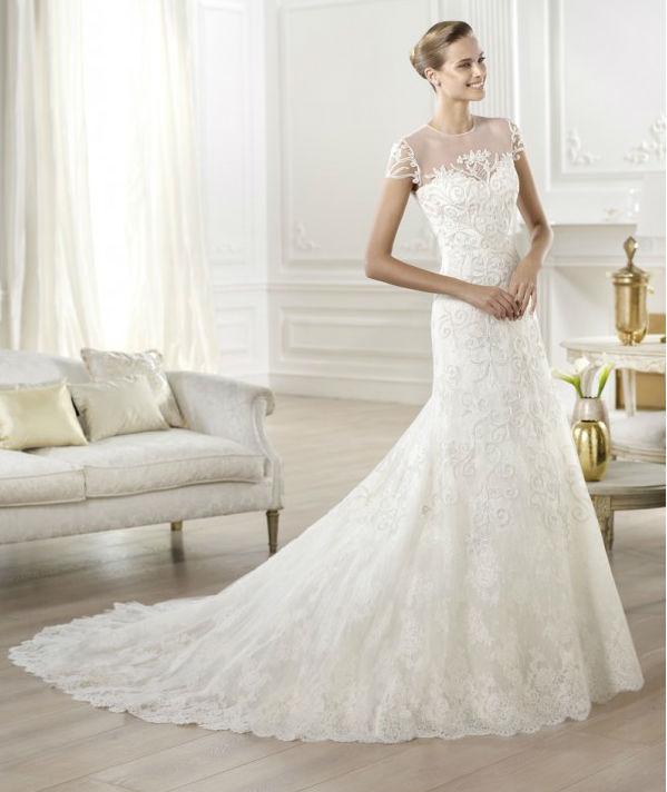 Yasmin vestuvinė suknelė