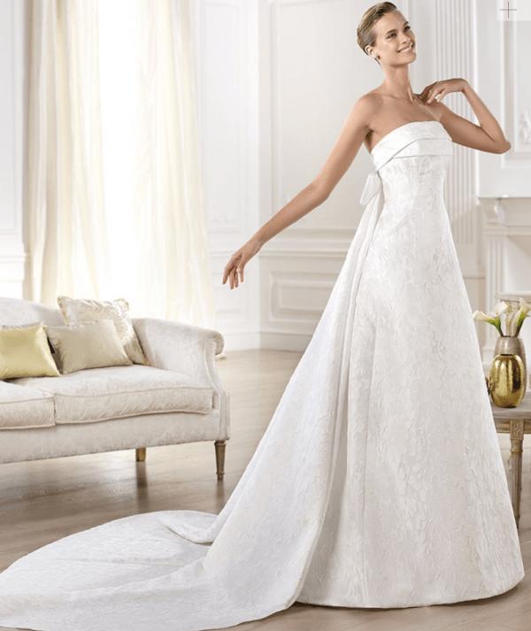 Yeray vestuvinė suknelė