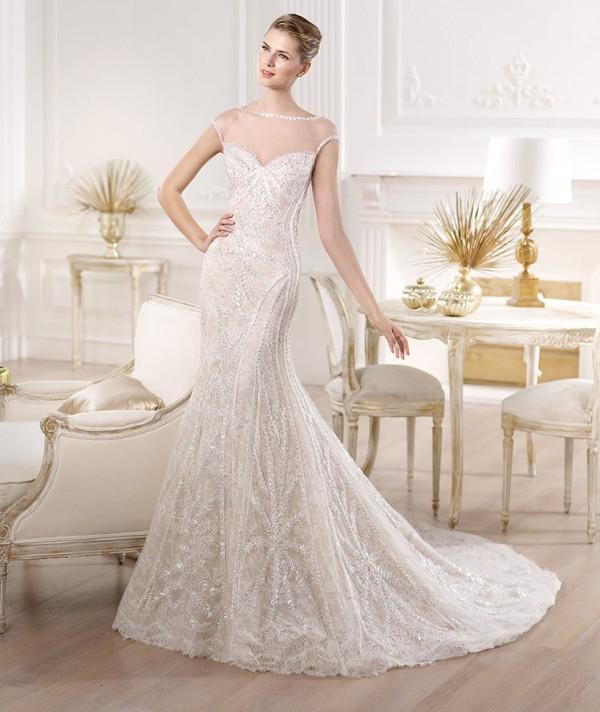 Yirsa vestuvinė suknelė