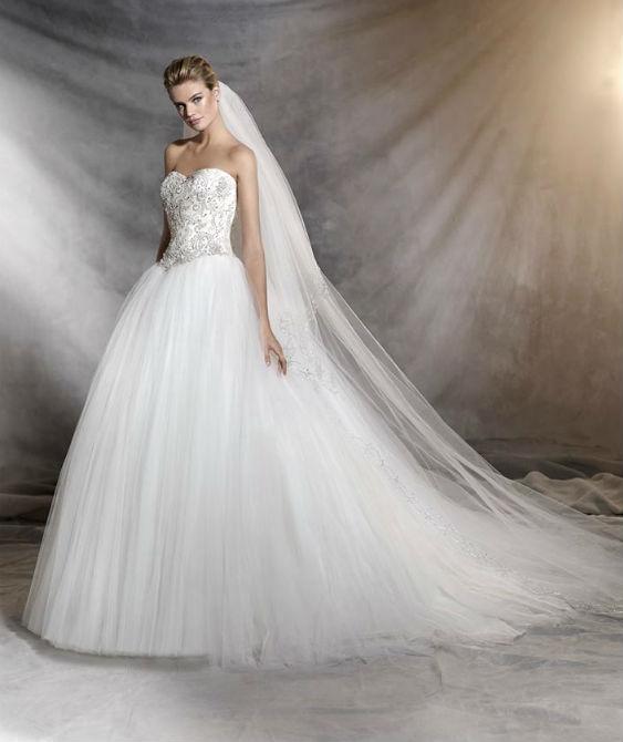 Odelia vestuvinė suknelė