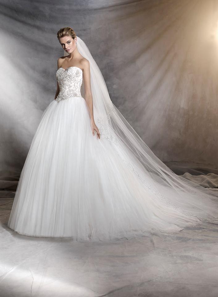 vestuvines sukneles pronovias odelia