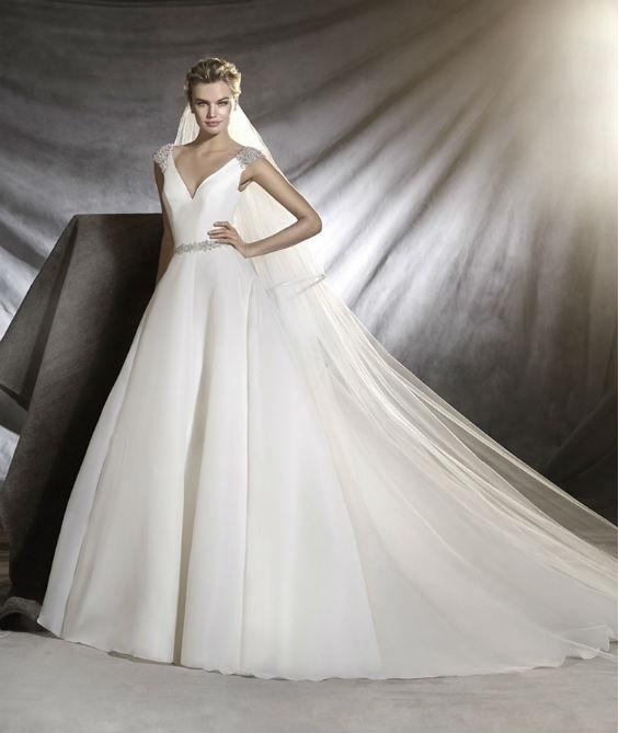 Ovidia vestuvinė suknelė