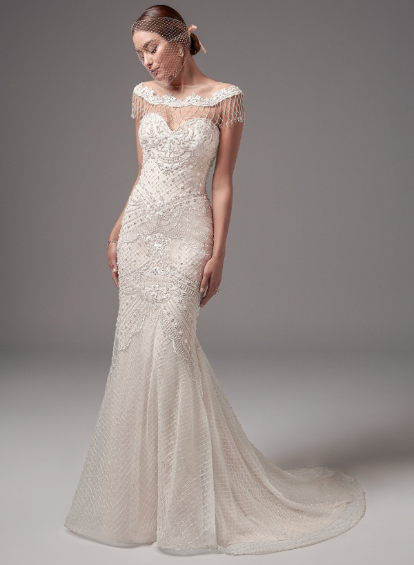 Annika wedding dress