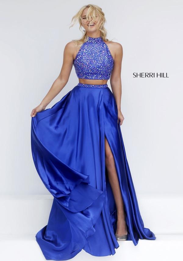 Proginė suknelė Sherri Hill 11330