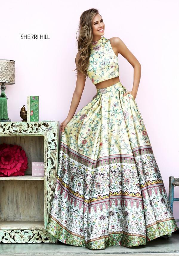 Proginė suknelė Sherri Hill 50783