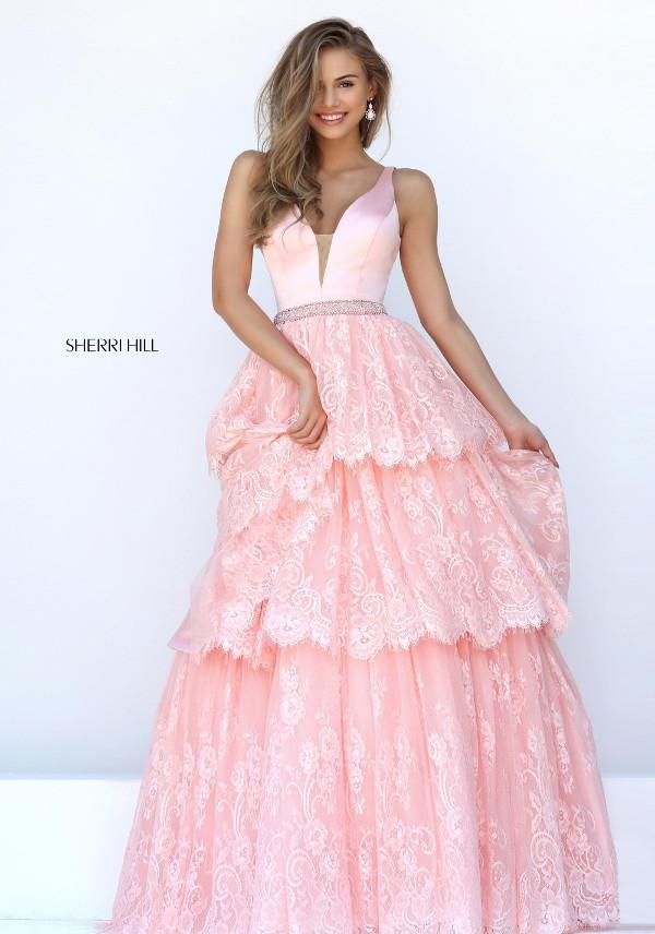 Proginė suknelė Sherri Hill 50844