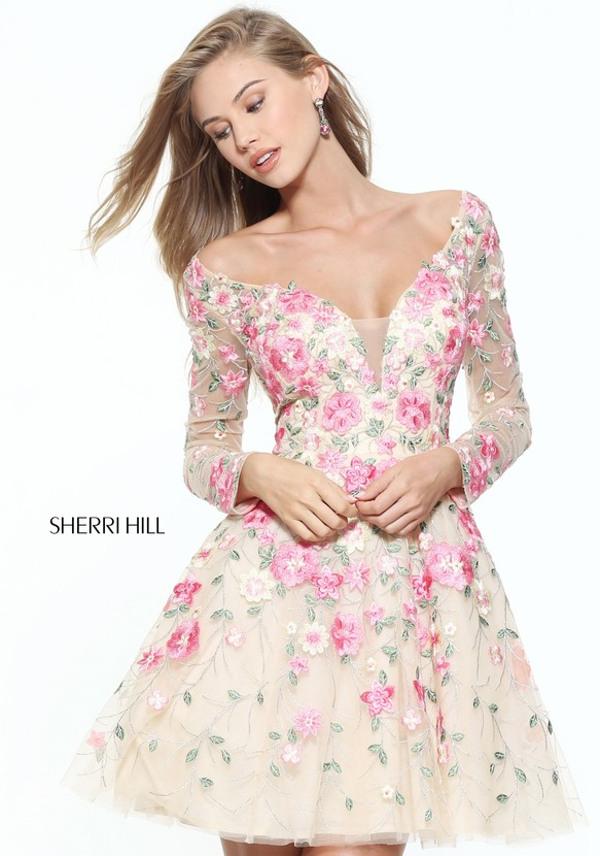 Proginė suknelė Sherri Hill 50913