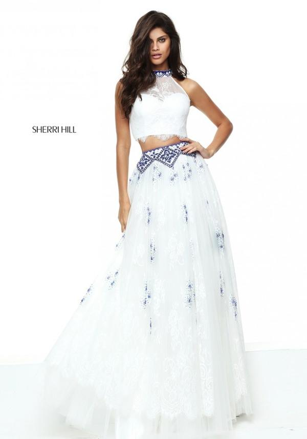 Proginė suknelė Sherri Hill 50977