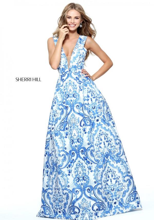 Proginė suknelė Sherri Hill 51014