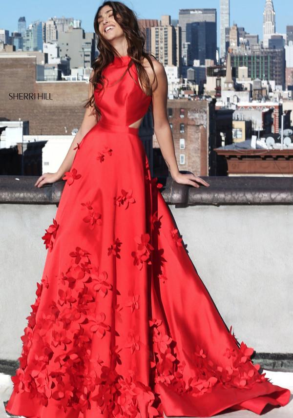 Proginė suknelė Sherri Hill 51116