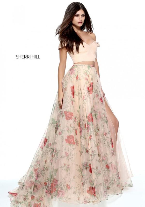Proginė suknelė Sherri Hill 51214
