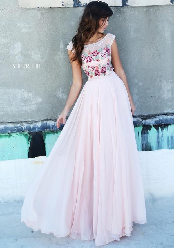 Proginės suknelės Sherri Hill 51249