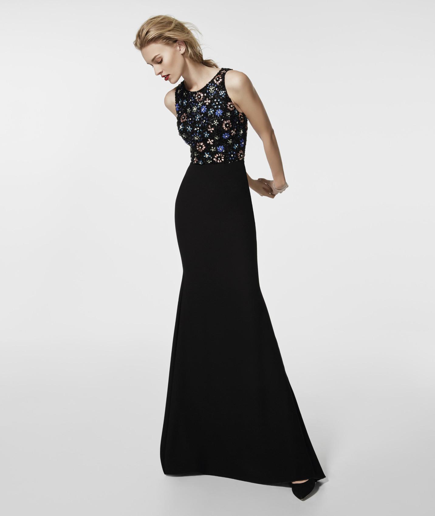 Gregaria evening dress