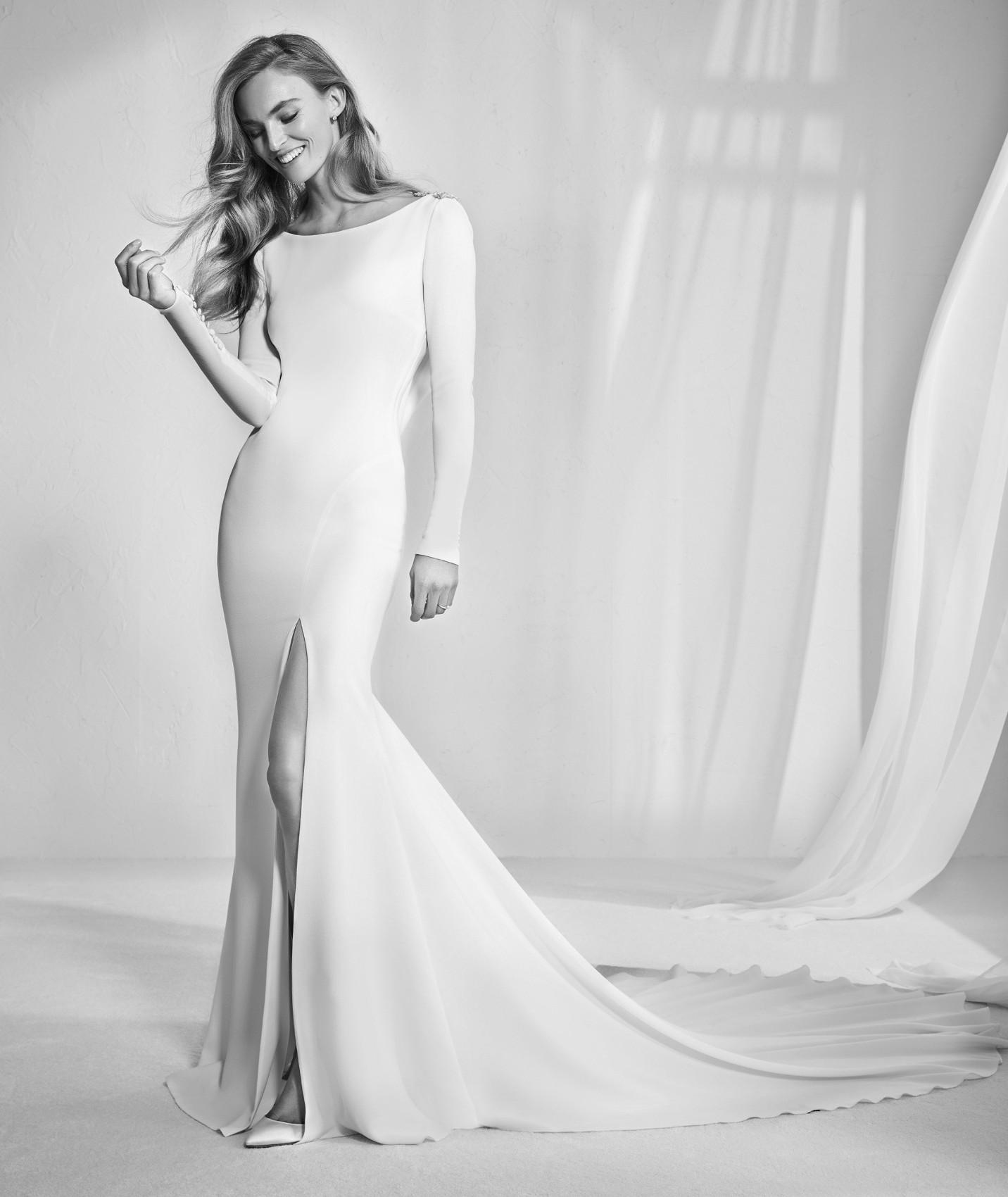 vestuvines sukneles atelier pronovias radley