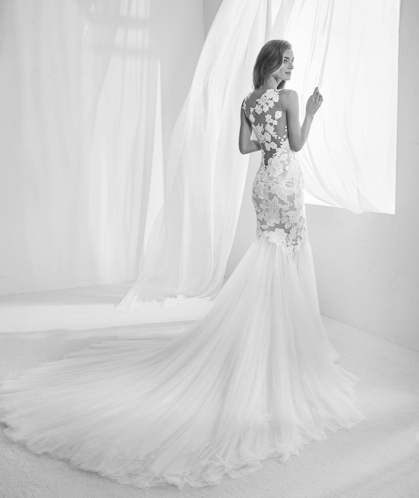 vestuvines sukneles atelier pronovias raen b