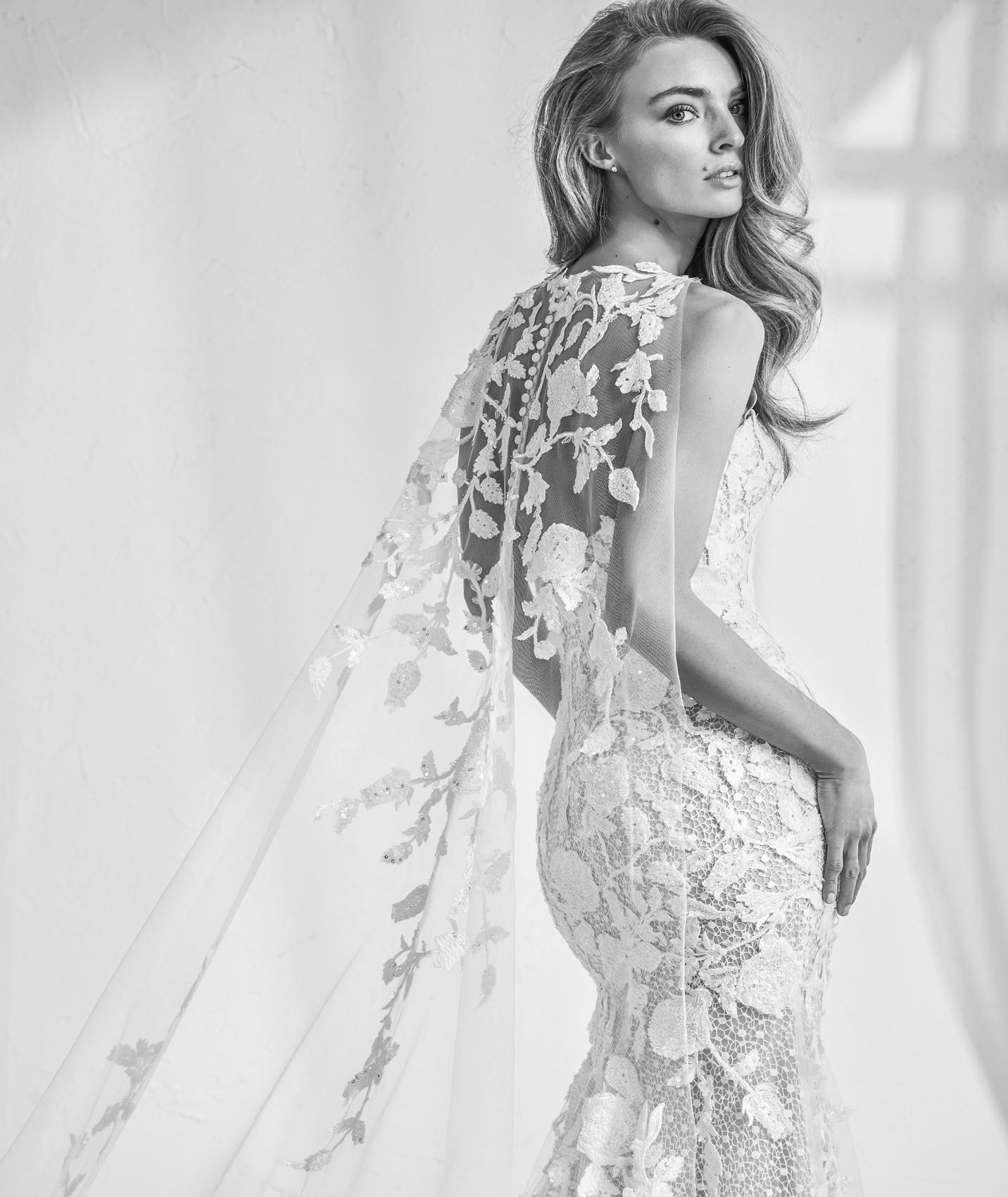 vestuvines sukneles atelier pronovias ramses c