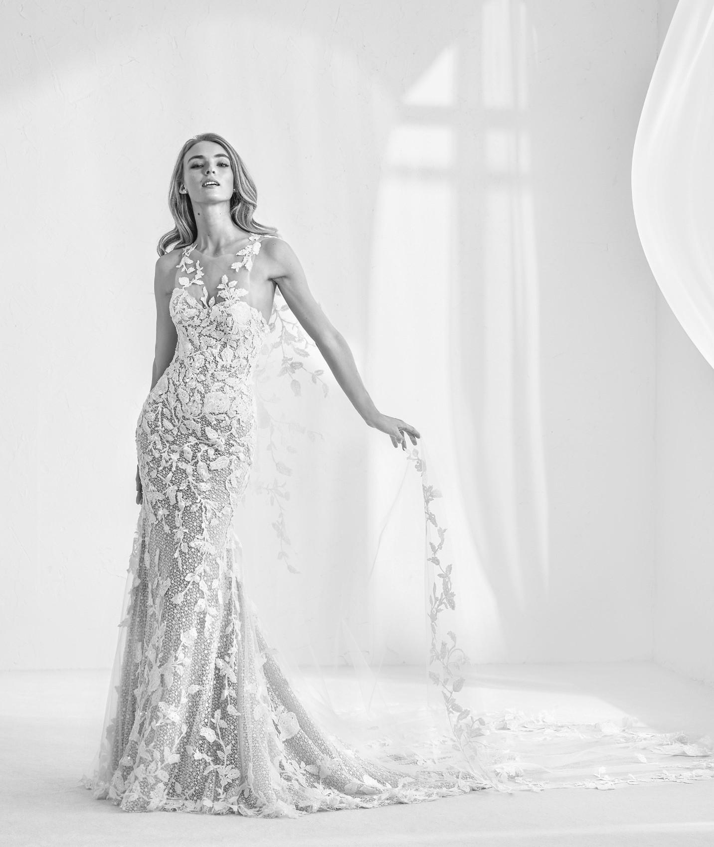 Ramses vestuvinė suknelė