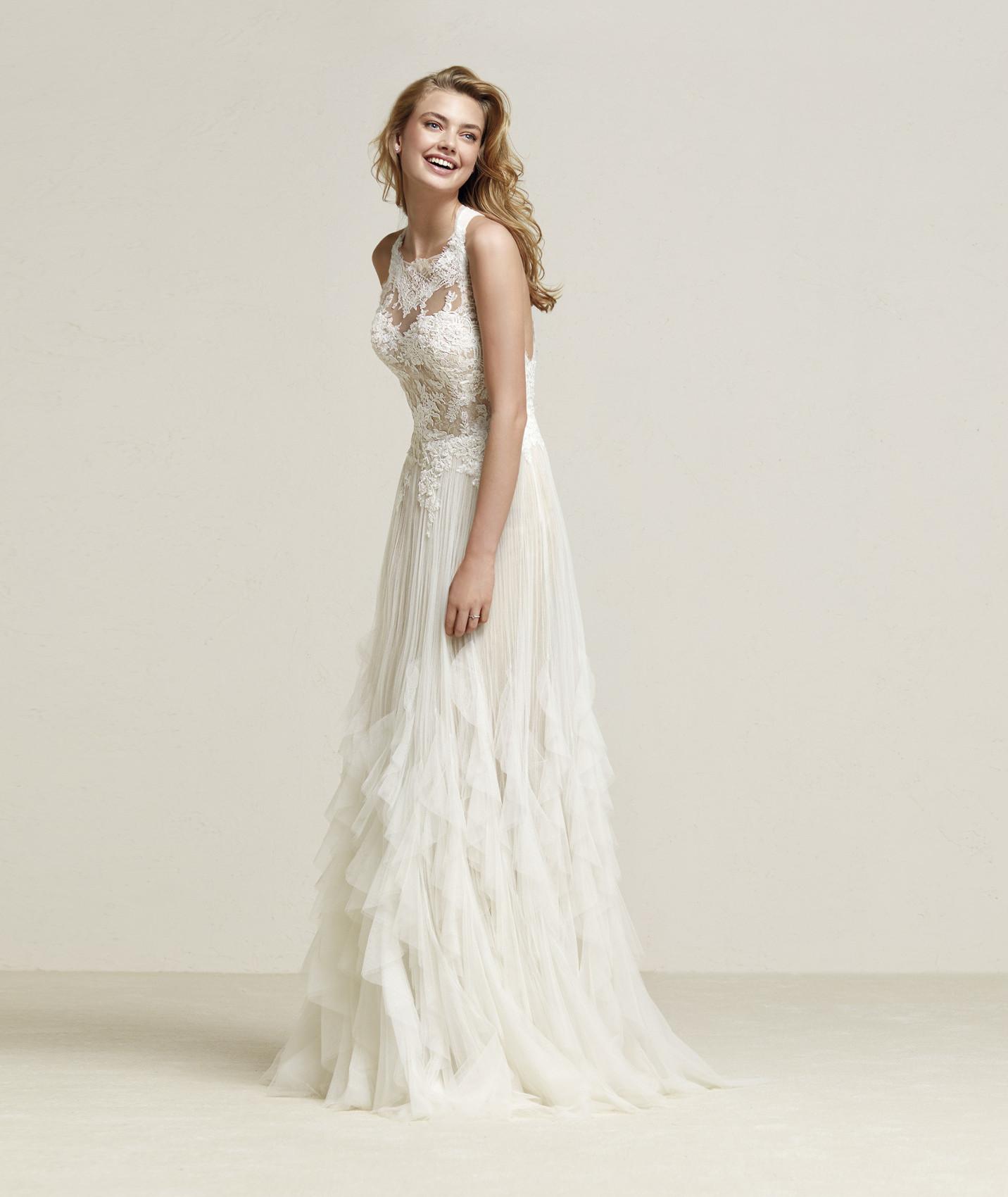 Draconia vestuvinė suknelė