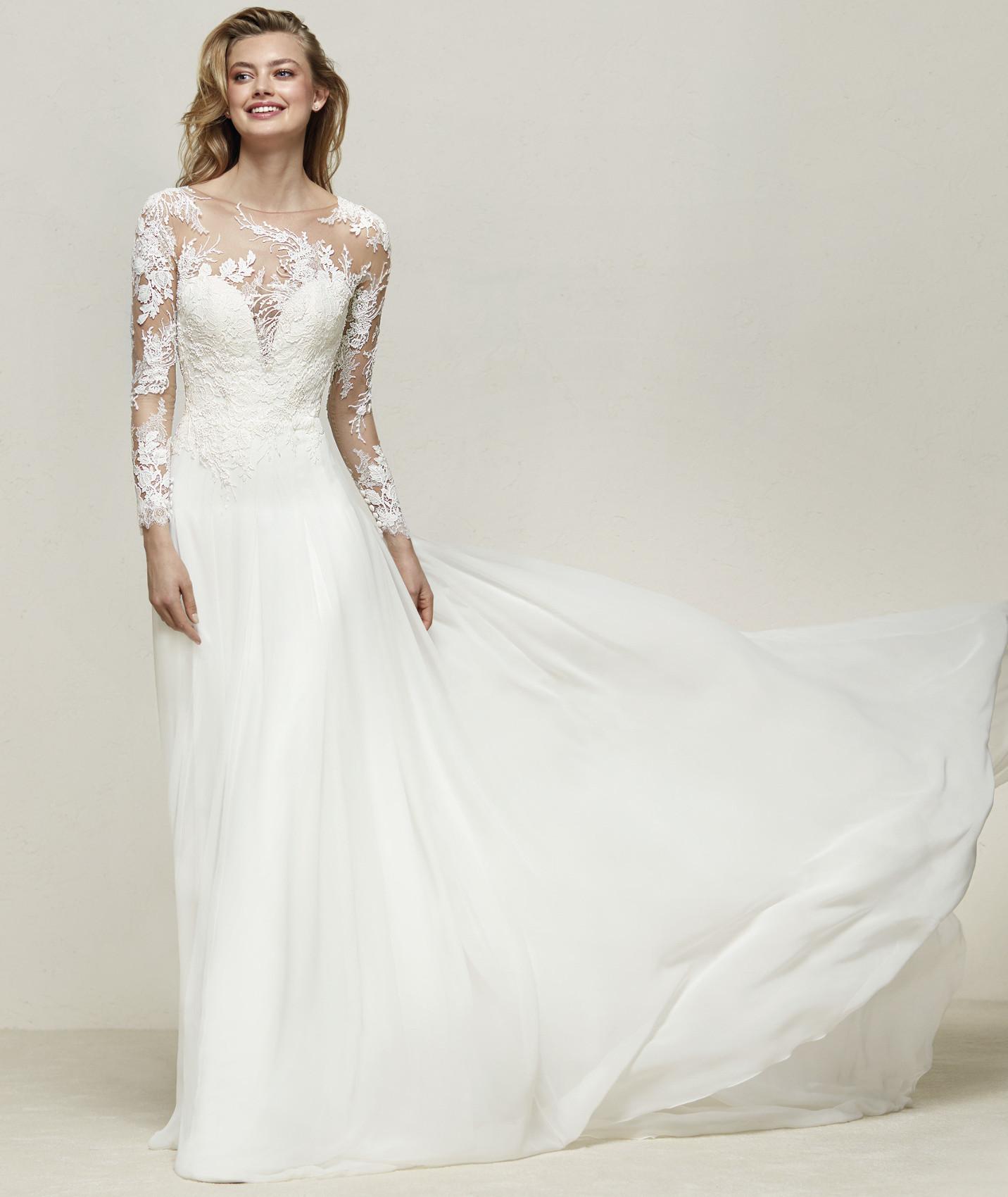 vestuvines sukneles pronovias dresal b