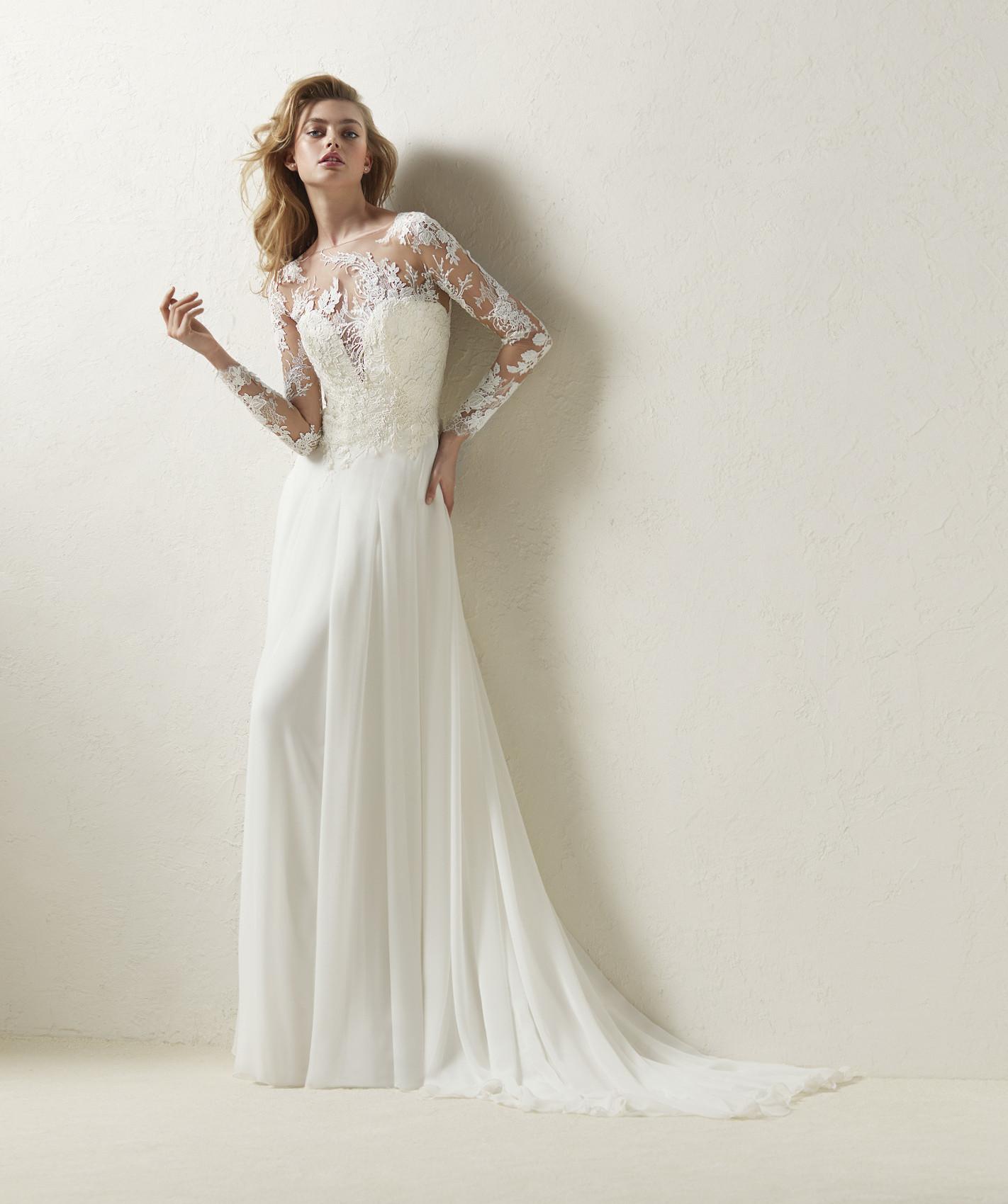 Dresal vestuvinė suknelė