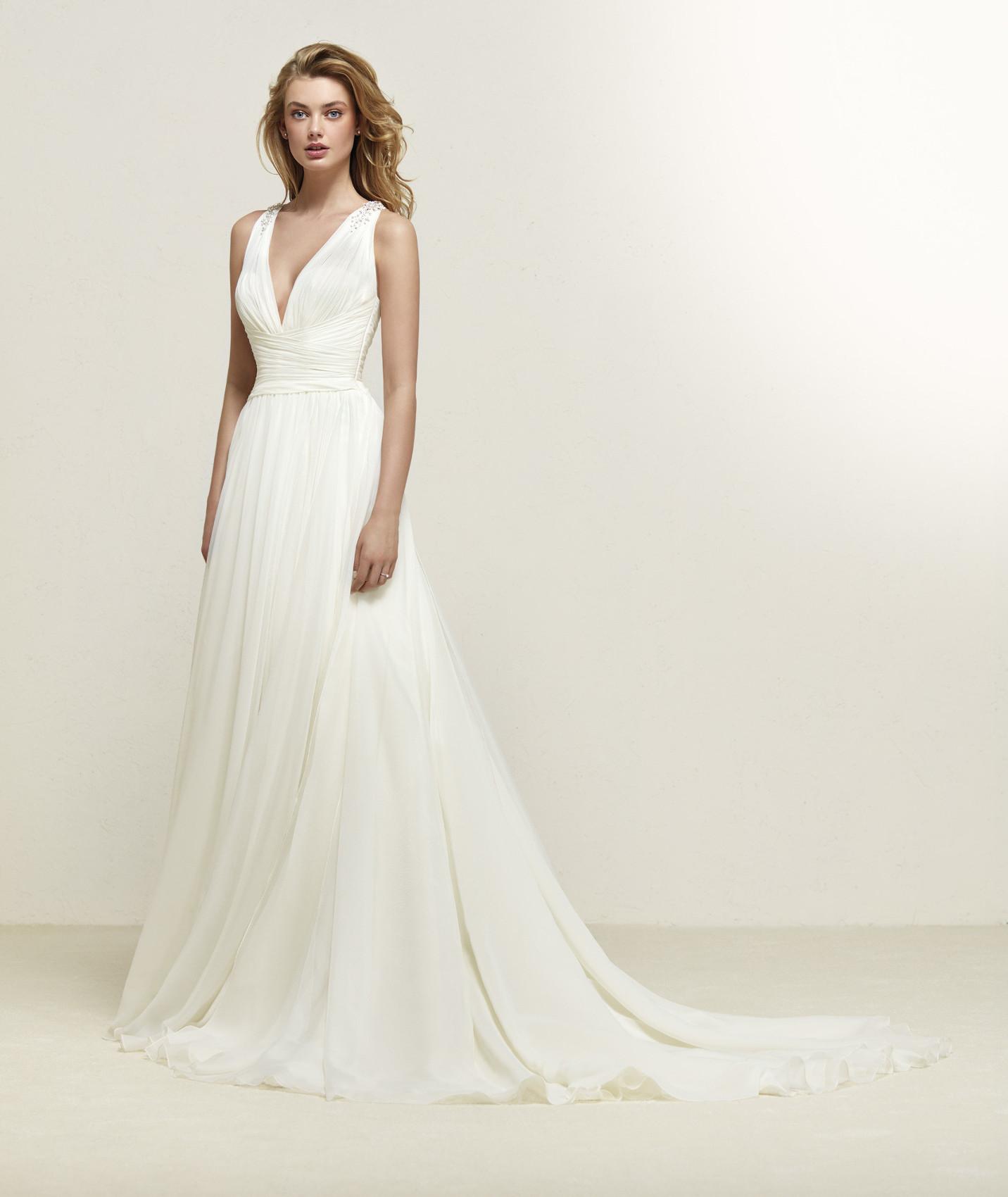 Dresden vestuvinė suknelė
