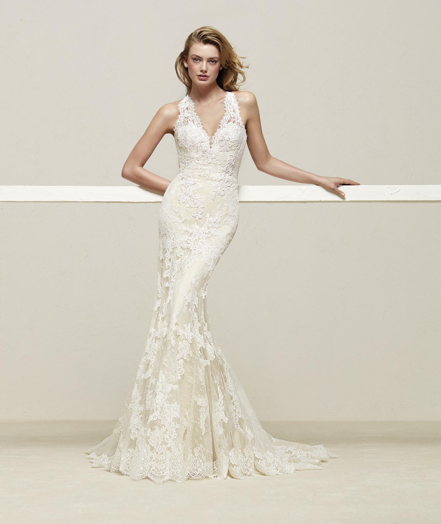 Drilos vestuvinė suknelė