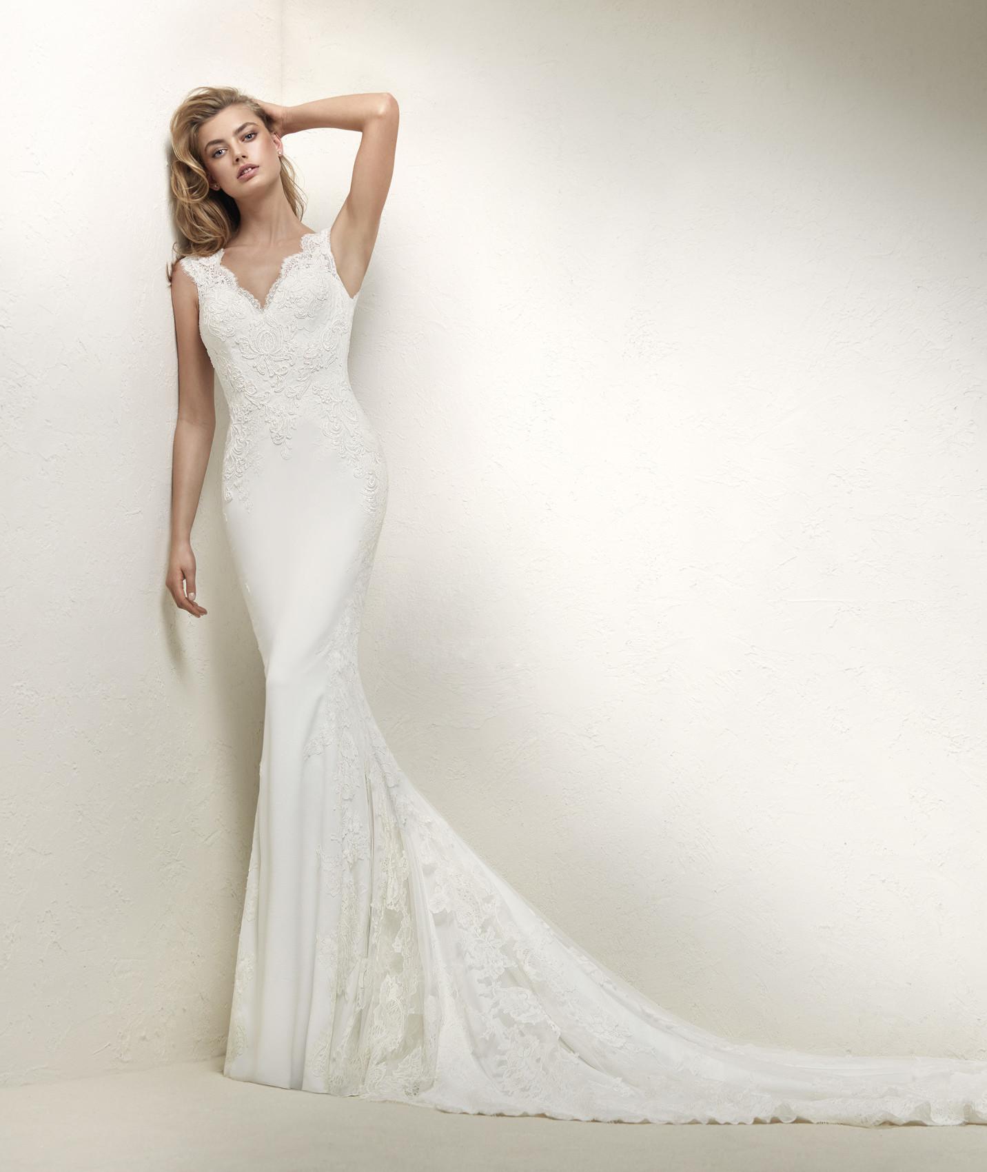 Drusila vestuvinė suknelė