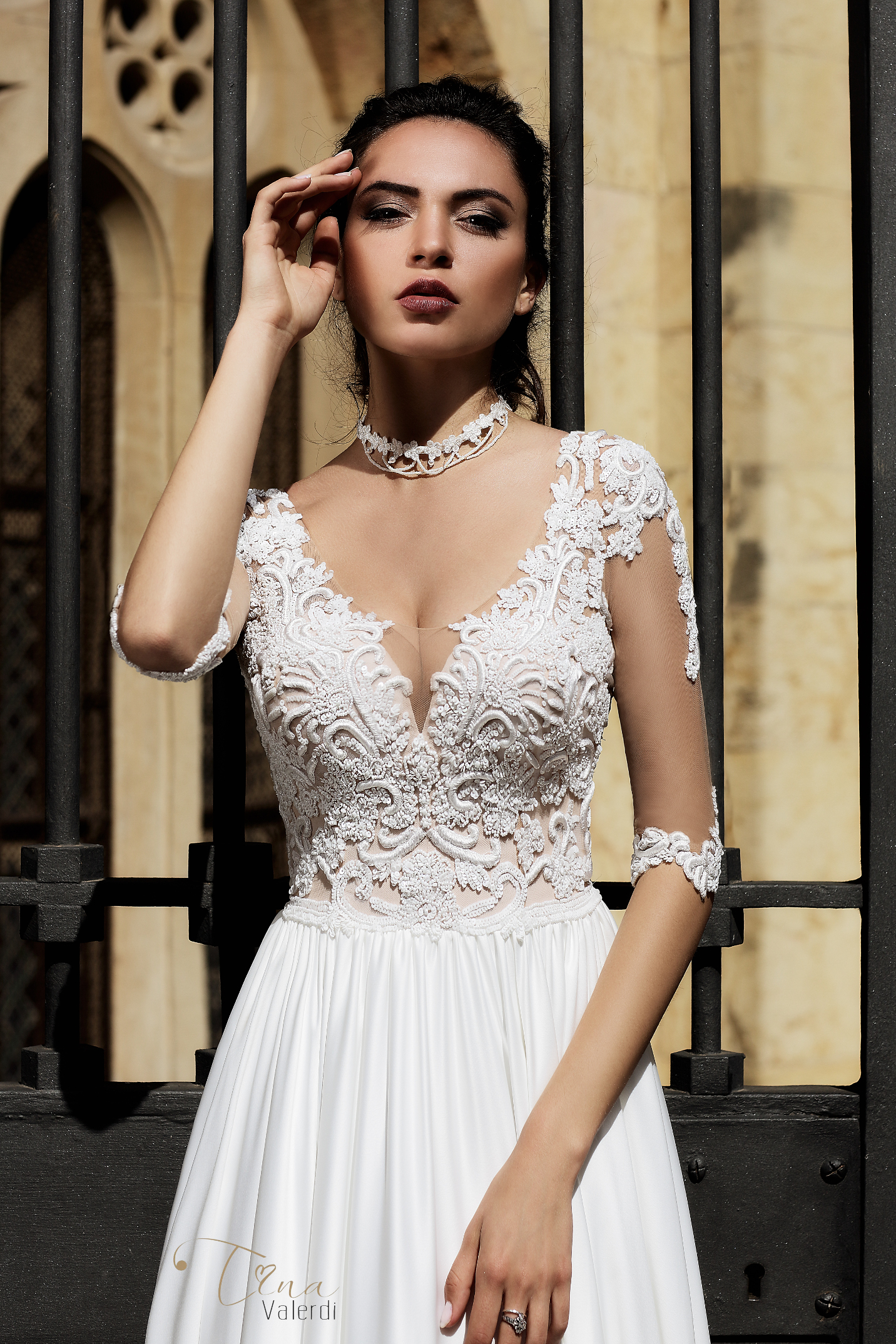 vestuvines sukneles tina valerdi Carina3