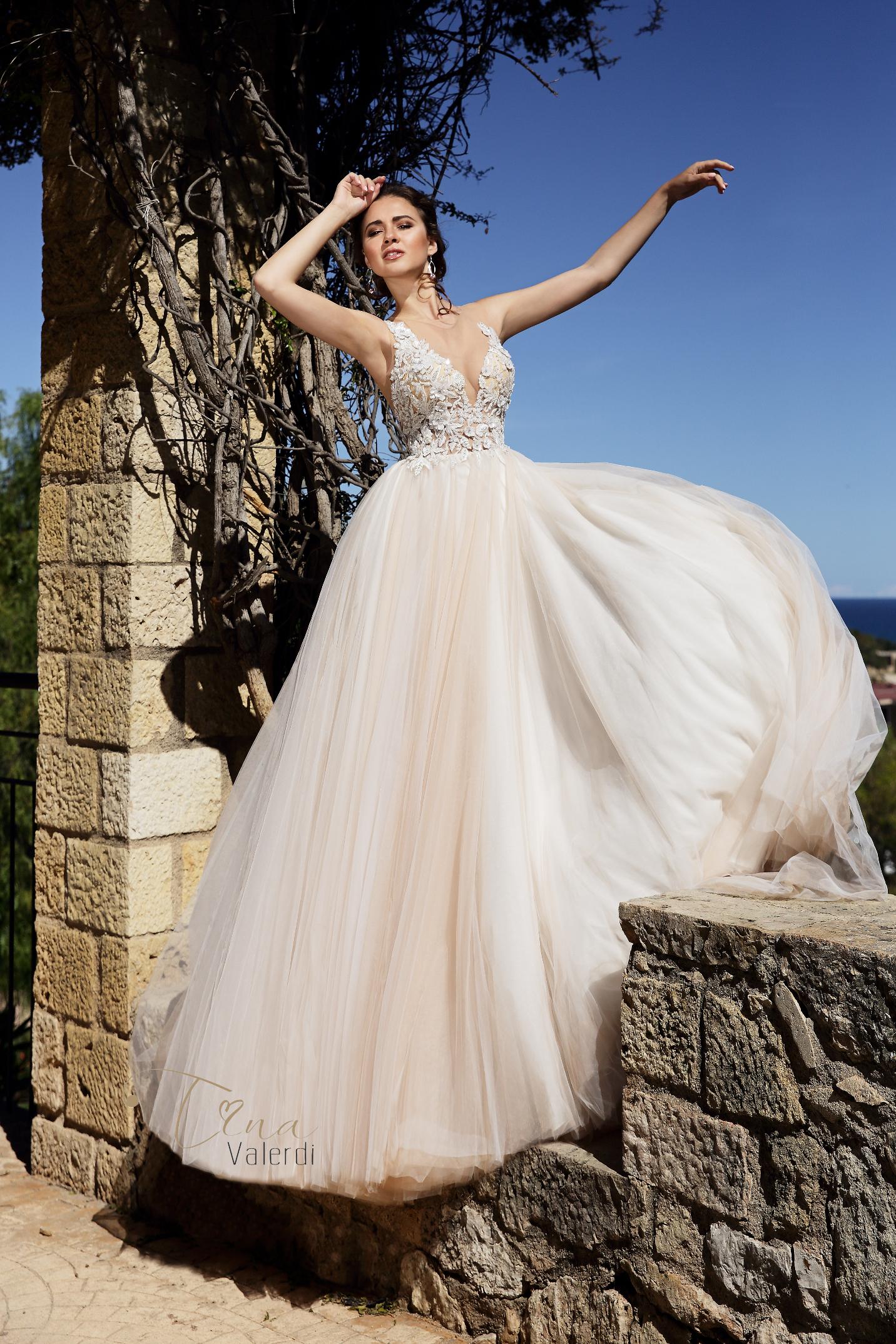 Enrica vestuvinė suknelė