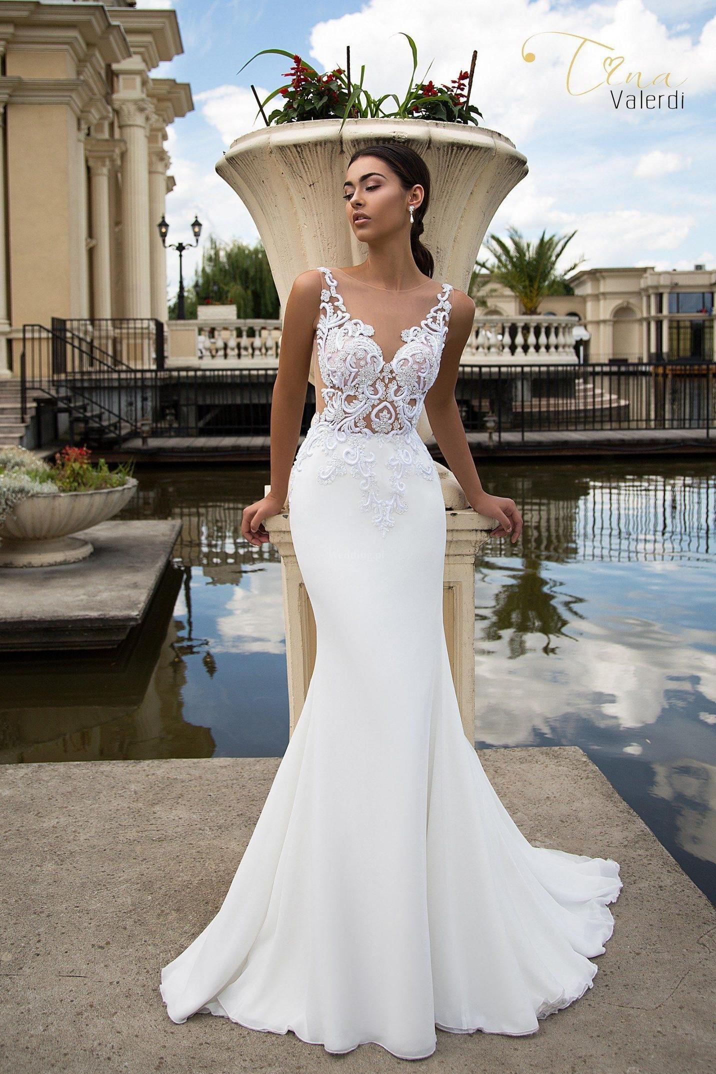 Milana vestuvinė suknelė